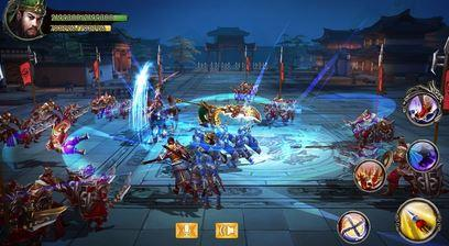 Game Perang Offline Kingdom Warriors