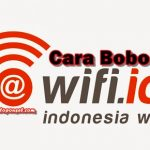 Cara Bobol Password WiFi ID Lewat HP Android