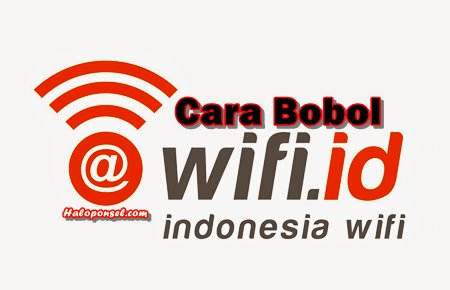 cara hack wifi id