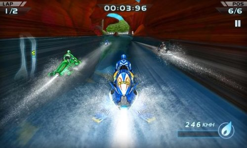 Game Powerboat Racing 3D