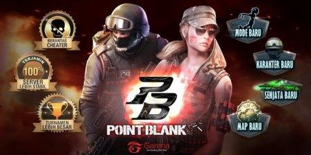 Download Point Blank Garena Indonesia