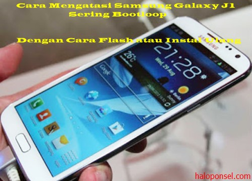 Flash samsung j1