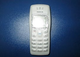 Nokia 1100 second