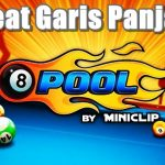 2 Cara Cheat 8 Ball Pool Garis Panjang di Android Terbaru 2017