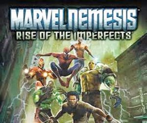 game Marvel Nemesis