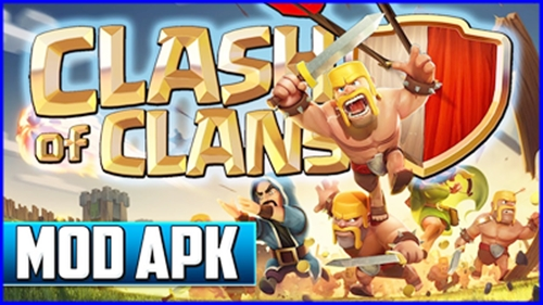 download coc mod apk versi terbaru
