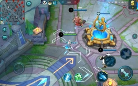 Download mobile legend mod apk versi terbaru
