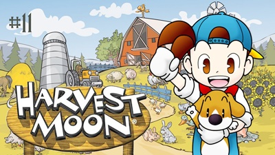 cara cheat harvest moon back to nature pc