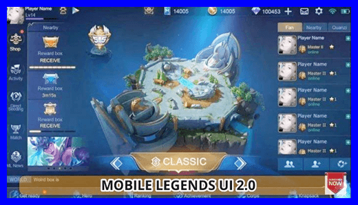 Mobile Legends 2.0